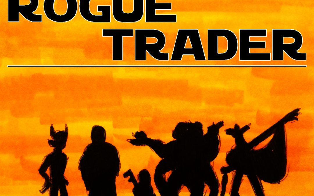 Star Wars: Rogue Trader, Episode 36 – What's in the Box!?!