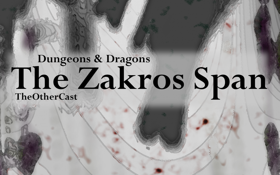 Zakros Span, Episode 26 – Through the Mountains