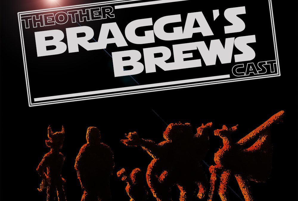 Bragga's Brews, Episode 01 – The Pitch
