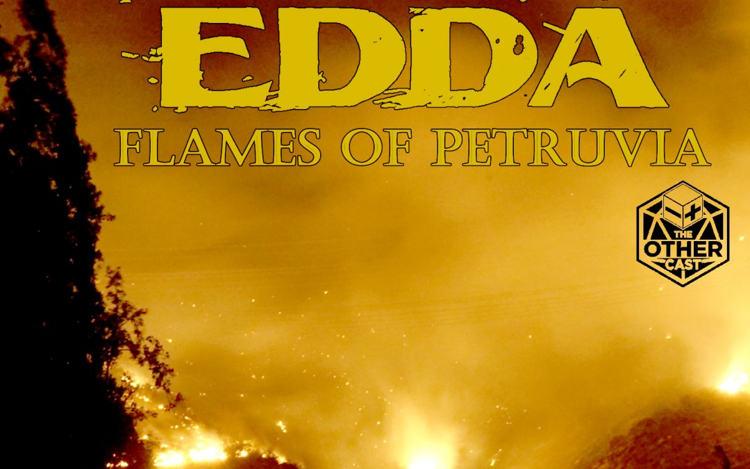 Iron Edda: Flames of Petruvia, Episode 06 – So That's What's Up With Vandraren's Aura