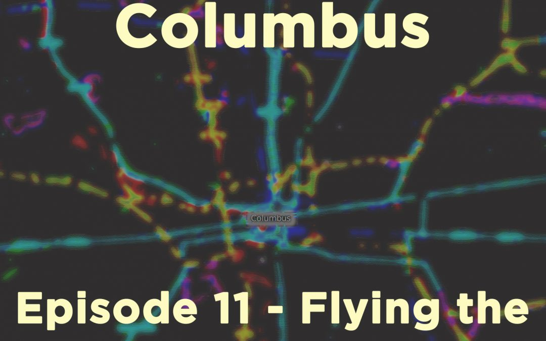 Dresden Files: Columbus, Episode 11 – Flying the Unfriendly Skies