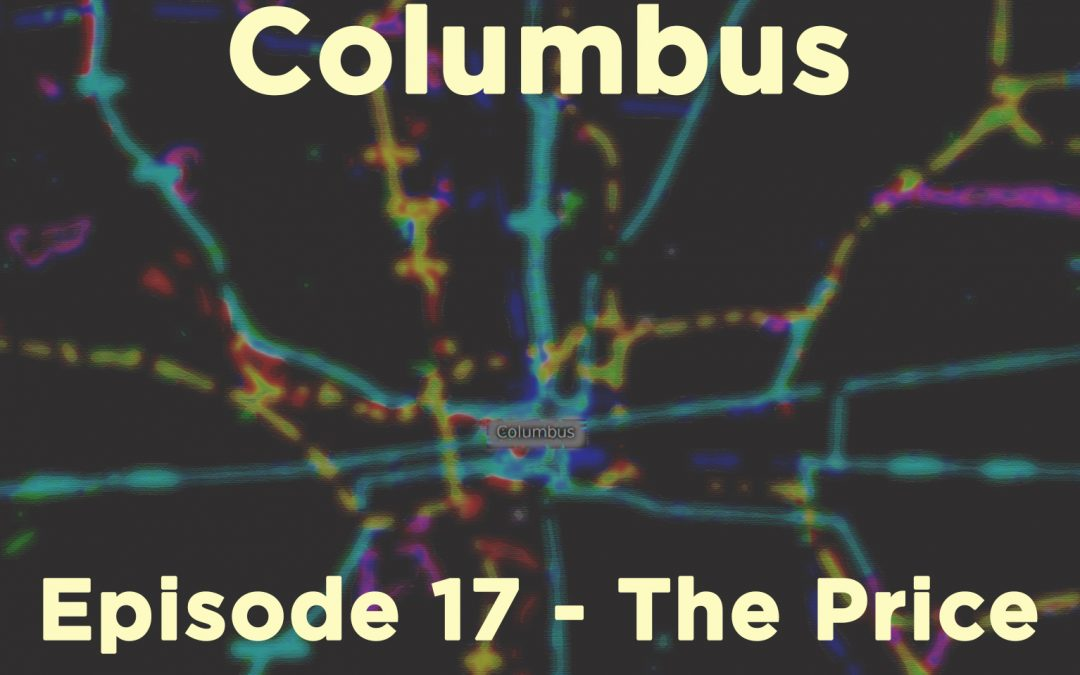 Dresden Files Columbus, Episode 17 – The Price to Pay