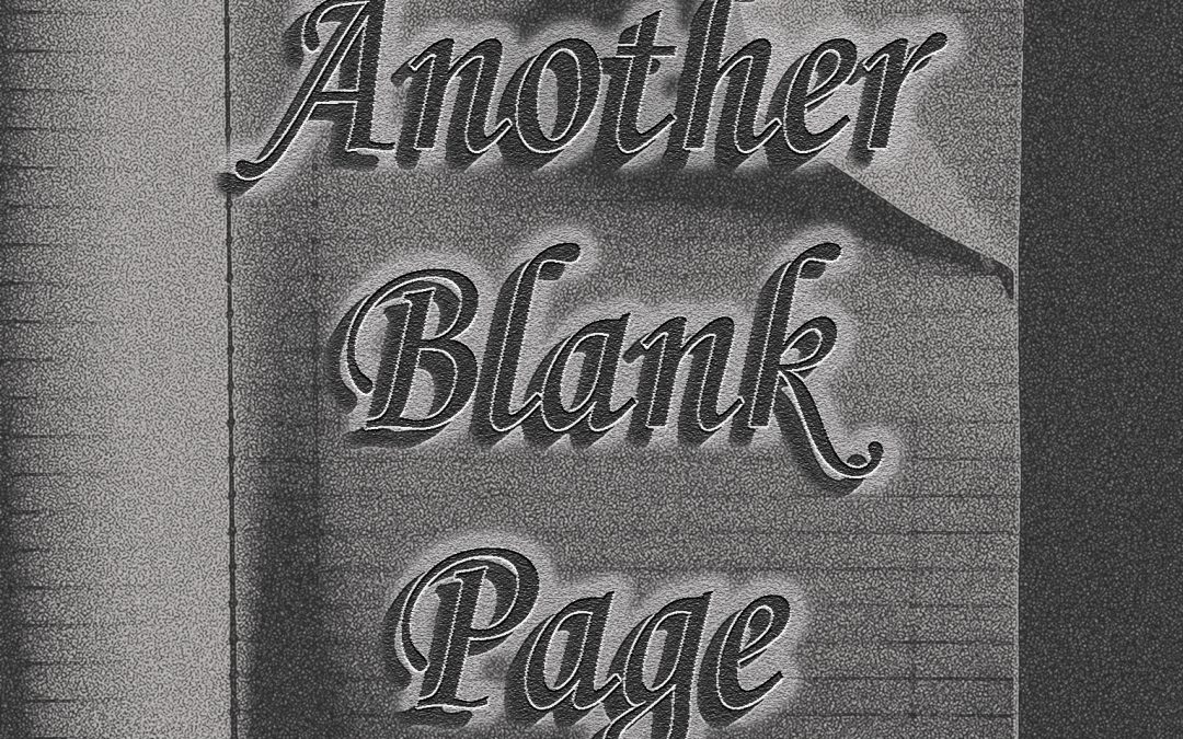 Another Blank Page, Episode 01 – We Start With a Goblin