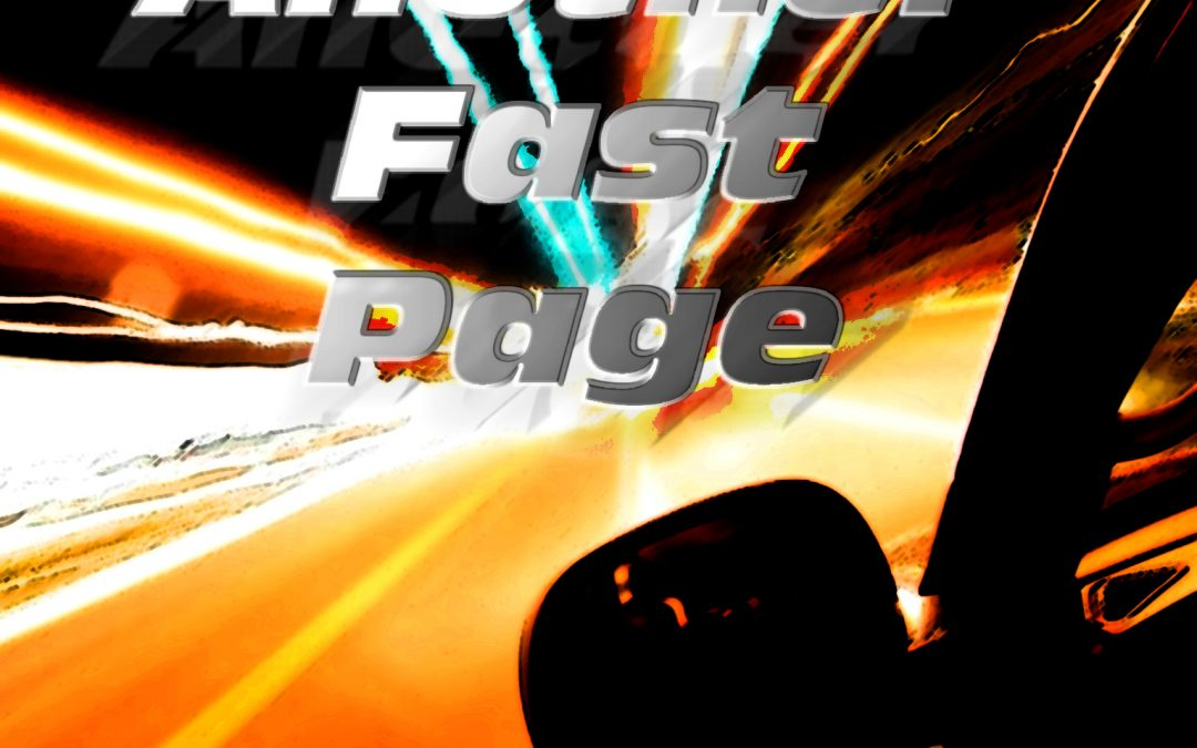 Another Fast Page, Episode 05 – Fast & Furious